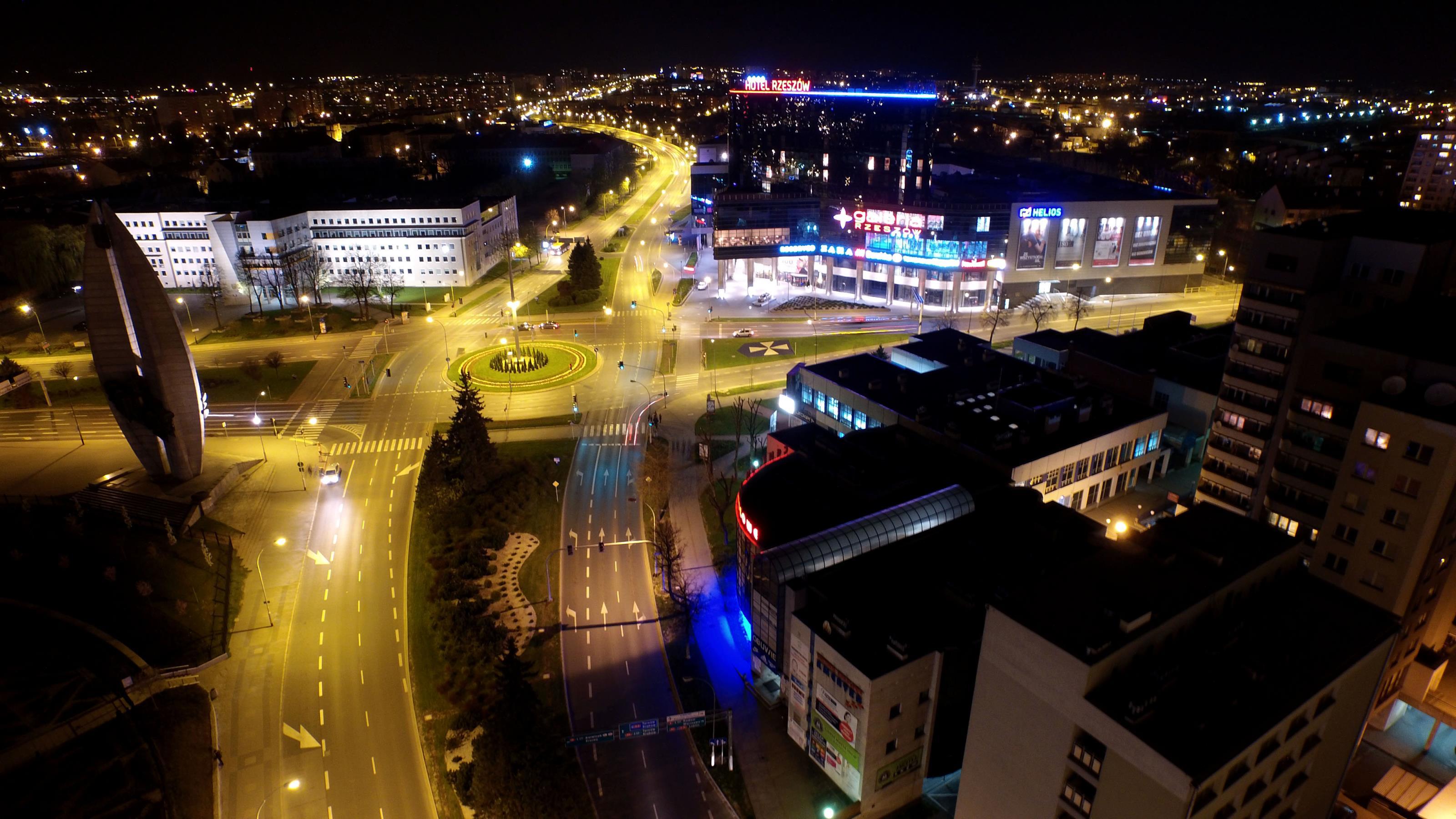Rondo Dmowskiego Rzeszów