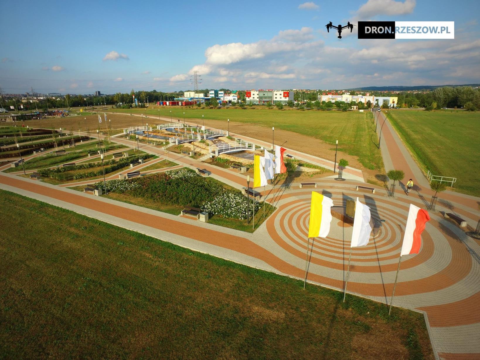 Park Papieski w Rzeszowie
